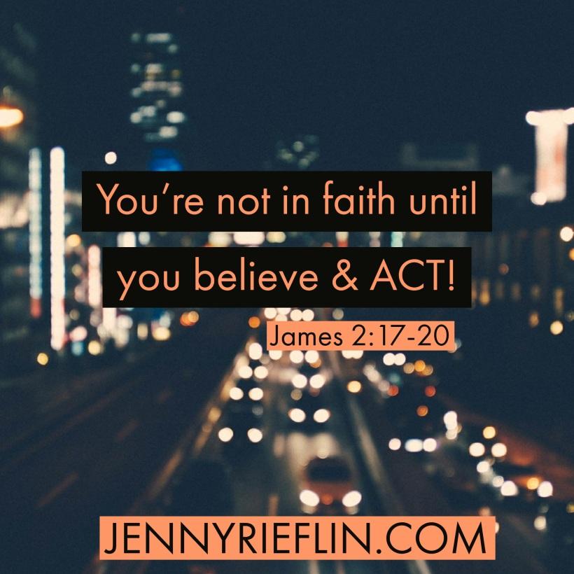 Believe & ACT
