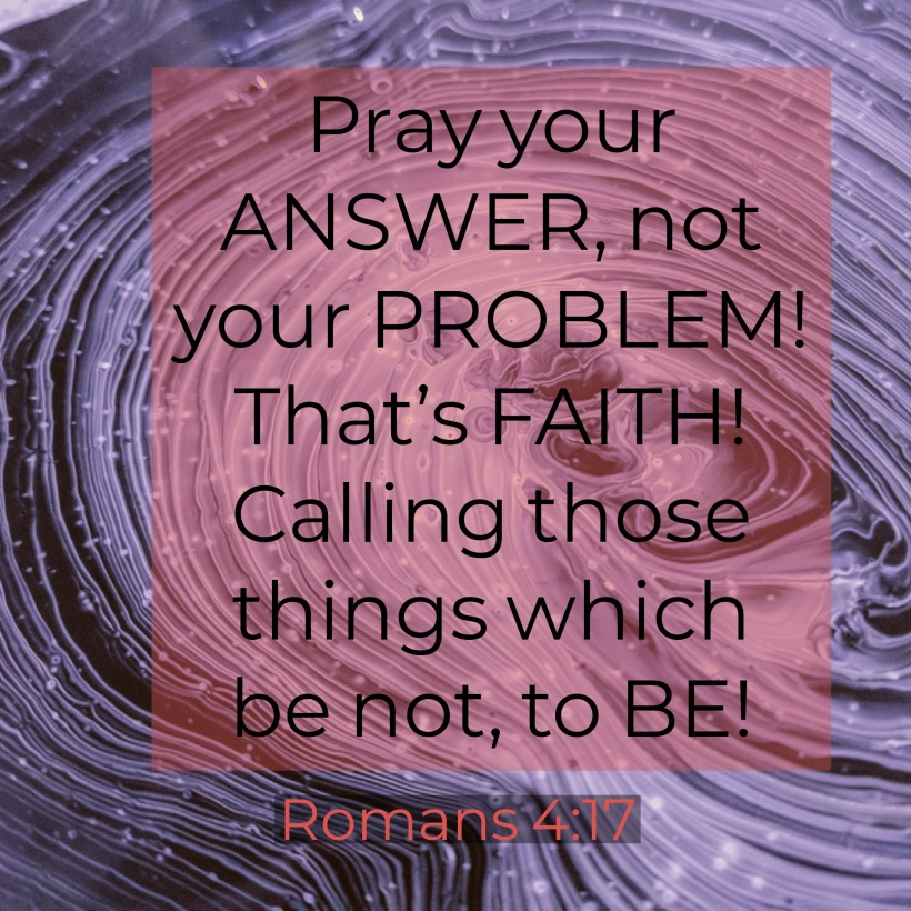 Pray Your Answer