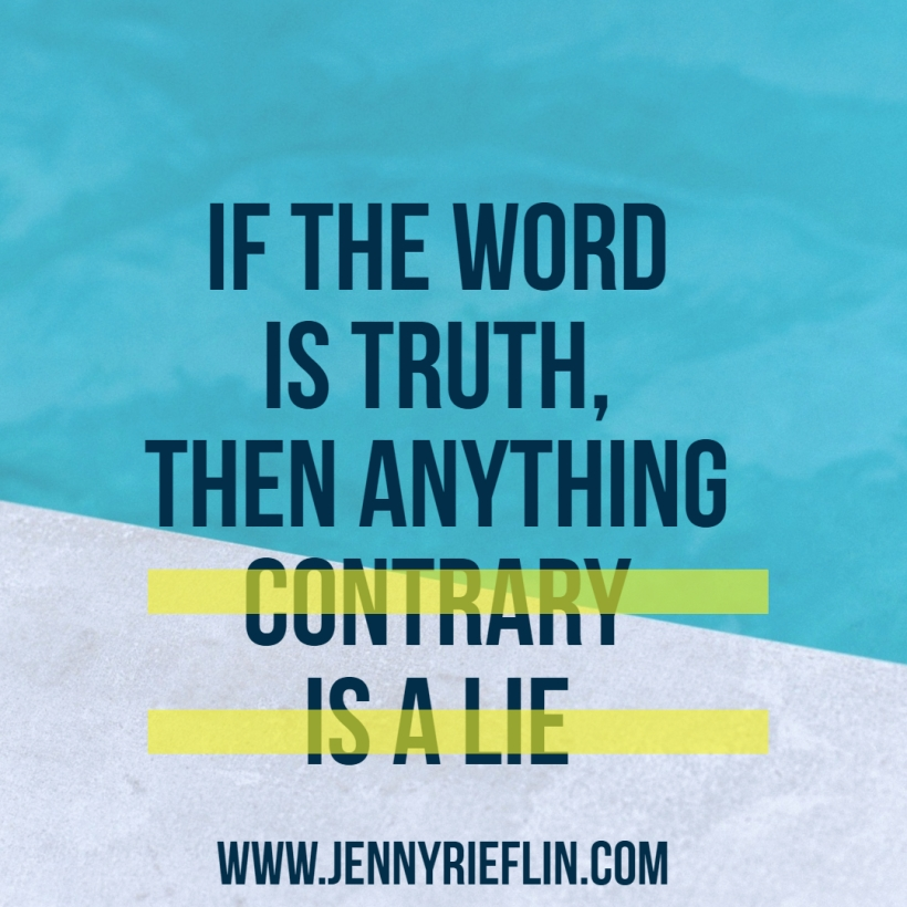 the word is truth