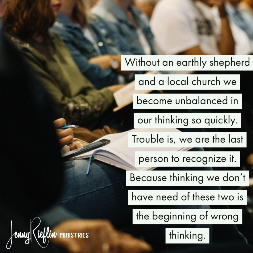 we need pastors