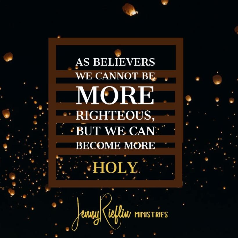 live holy